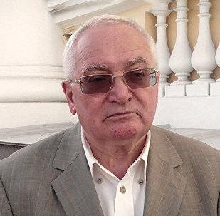 Политолог Юрий Светов