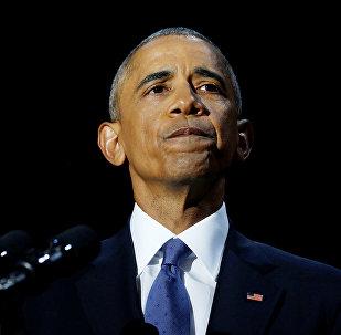 ASV bijušais prezidents Baraks Obama