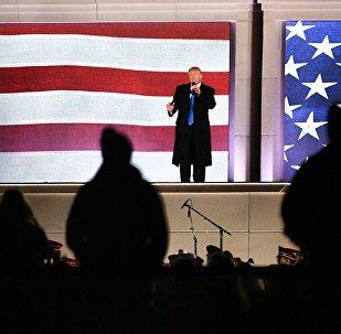 Избранный президент США Дональд Трамп