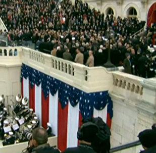 ASV prezidenta Donalda Trampa inaugurācijas ceremonija