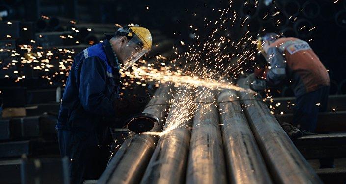 Промышленно-металлургический завод. Архивное фото