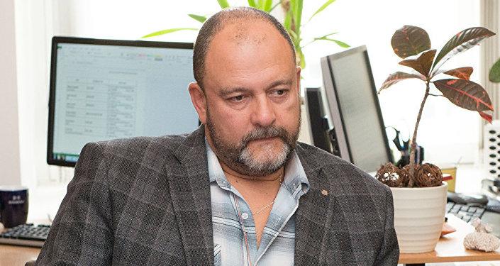 Депутат эстонского парламента Михаил Стальнухин