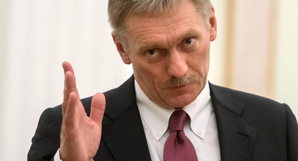 Песков прокомментировал скандал с главой ЦБ Латвии: навязчивое поведение