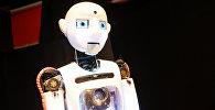 Dejotāji, dziedātāji un nākotnes pareģi – roboti izstādē Rīgā