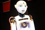 Бал роботов, главная звезда выставки - Теспиан
