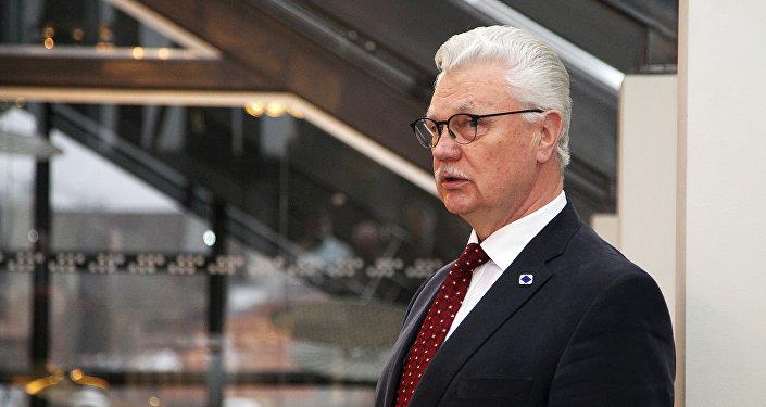 Экс-командующий Национальными вооруженными силами Латвии Дайнис Турлайс