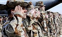 Испанские военные