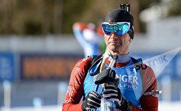 Латвийский биатлонист Илмарс Брицис