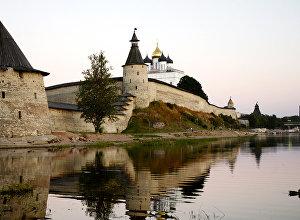 Города России. Псков