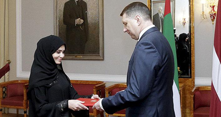 Посла Эмиратов оскорбили ваэропорту Латвии
