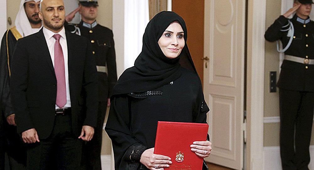 ВРиге назревает скандал из-за инцидента спослом ОАЭ— Униженная иоскорбленная