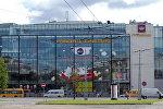 Сеть кинотеатров forum cinemas в Риге