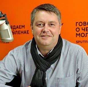 Политический эксперт Сергей Палагин