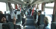 Alepo darbu atsākusi dzelzceļa satiksme.