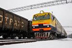 Латвийская железная дорога. Дизель поезд