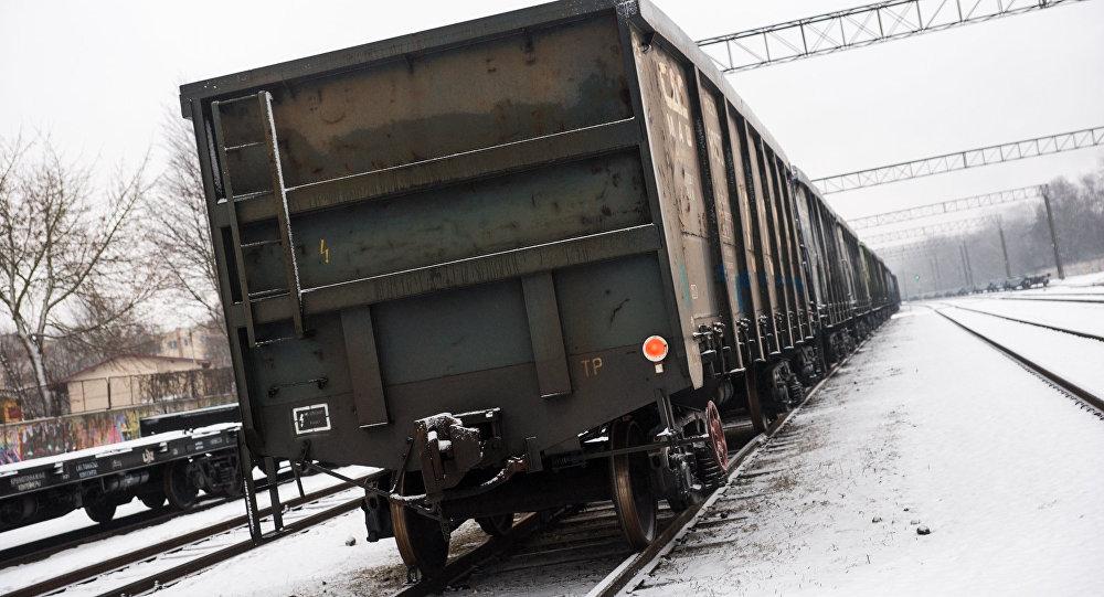 Krievijas kravu tranzīts
