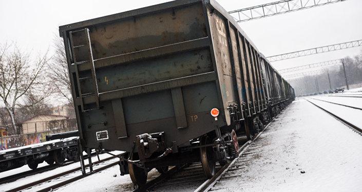 Транзит российских грузов