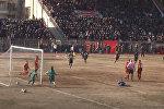 Первый за пять лет футбольный матч в Алеппо