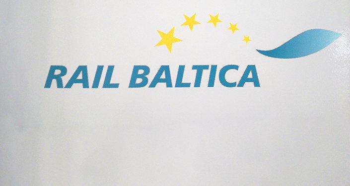 Rail Baltica logo