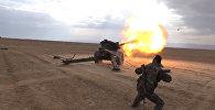 Trauslais pamiers: Sīrijā nerimst artilērijas apšaudes