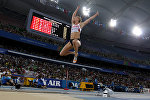 Латвийская спортсменка Инета Радевича