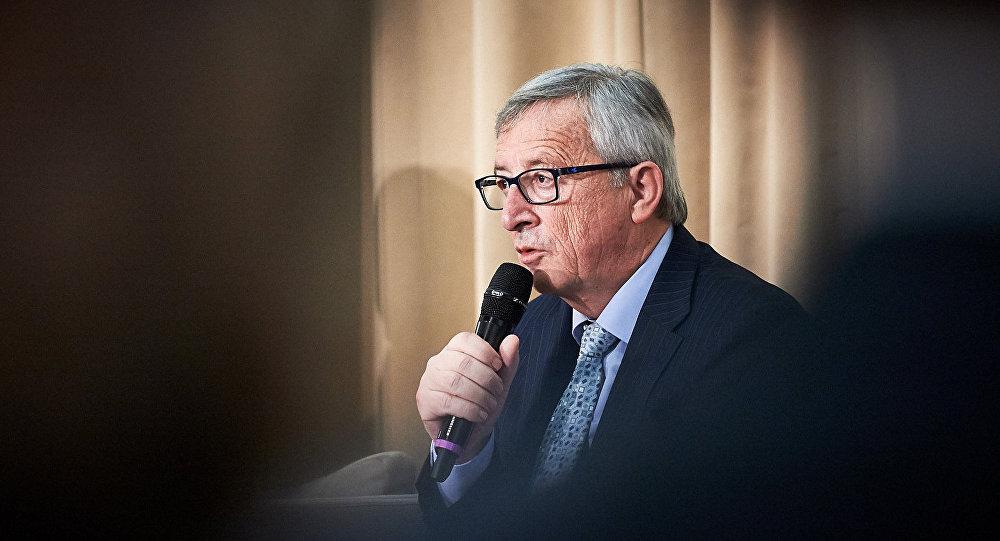 Жан-Клод Юнкер. Архивное фото