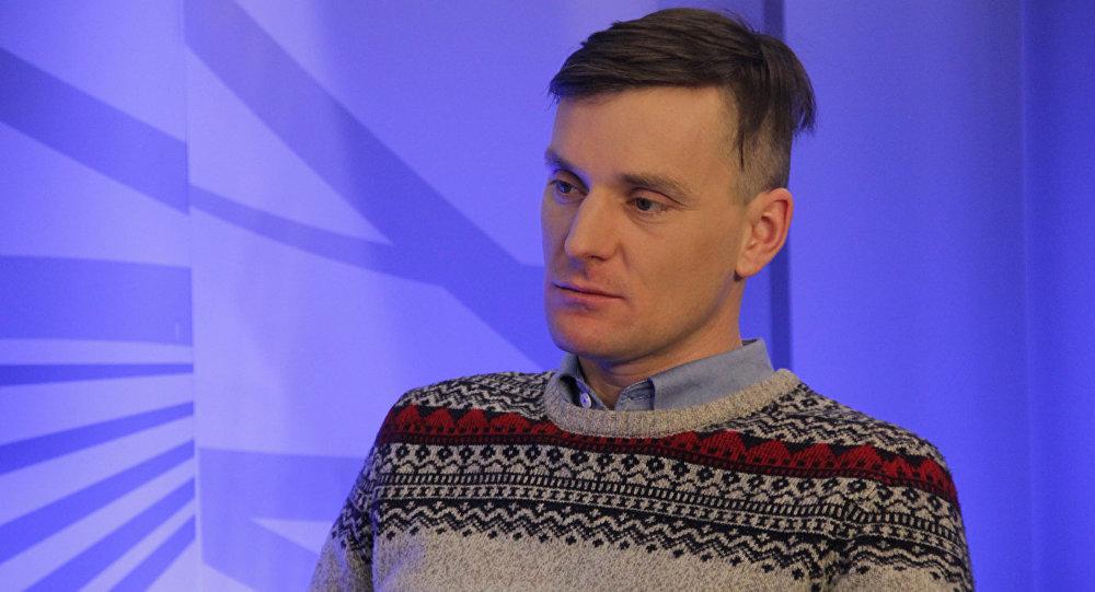 Польский политолог Якуб Корейба
