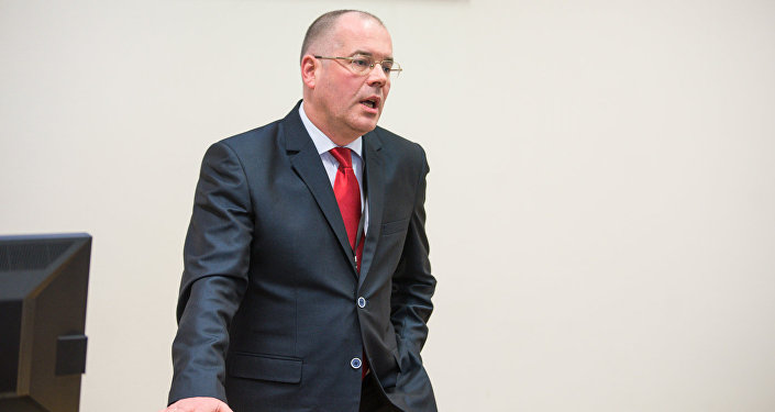 Eiroparlamentārietis Andrejs Mamikins