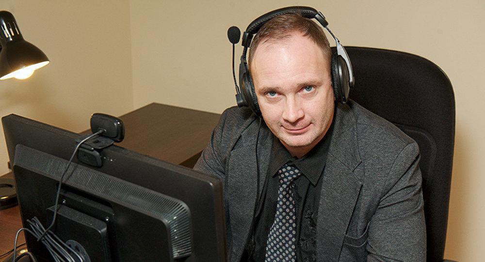 Политический обозреватель Аллан Хантсом