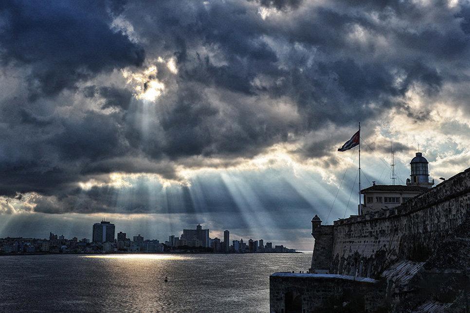 Столица Республики Куба - Гавана