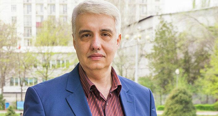 Политолог Игорь Шестаков