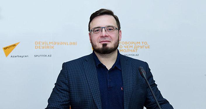 Политолог Павел Клачков