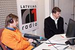Латвийское радио, студия