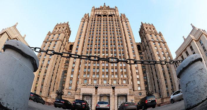 Министерство иностранных дел России, архивное фото