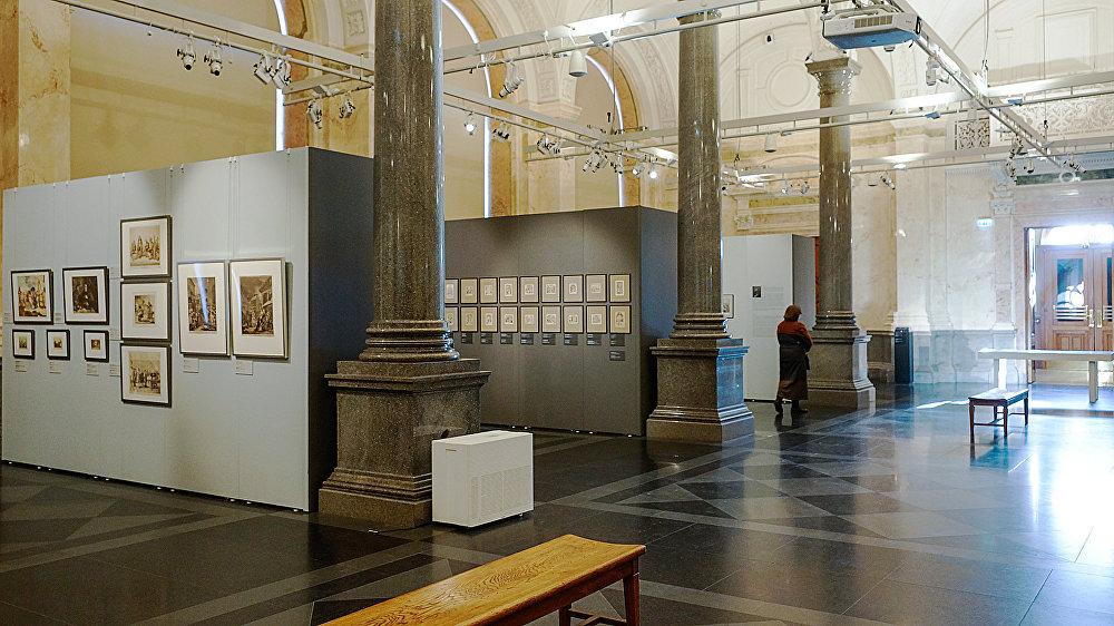 Выставка 500 лет Реформации в стенах музея Рижская биржа