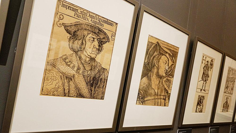 Работы Альбрехта Дюрера, немецкого живописца и графика, одного из величайших мастеров западноевропейского Ренессанса