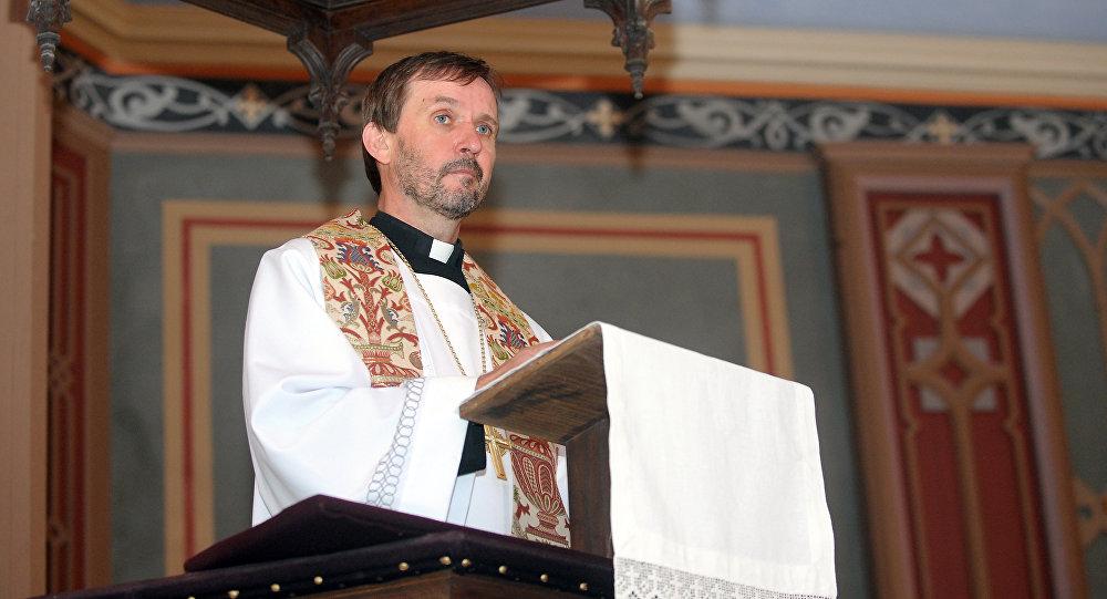 Архиепископ Янис Ванагс