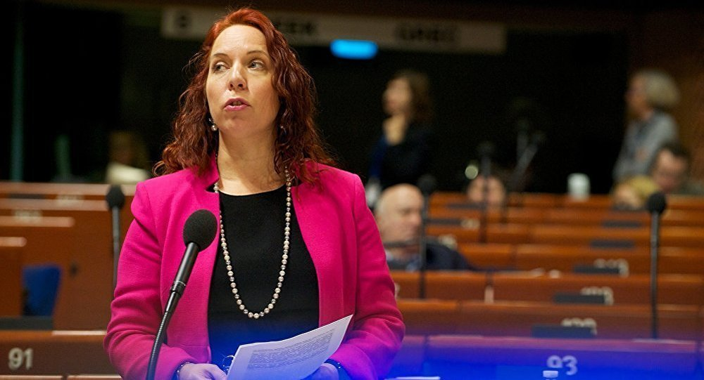 Министр образования Эстонии Майлис Репс