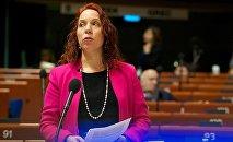 Igaunijas Izglītības un zinātnes ministrijas vadītāja Maile Repsa