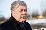 Krievijas vēstnieks Latvijā Jevgeņijs Lukjanovs