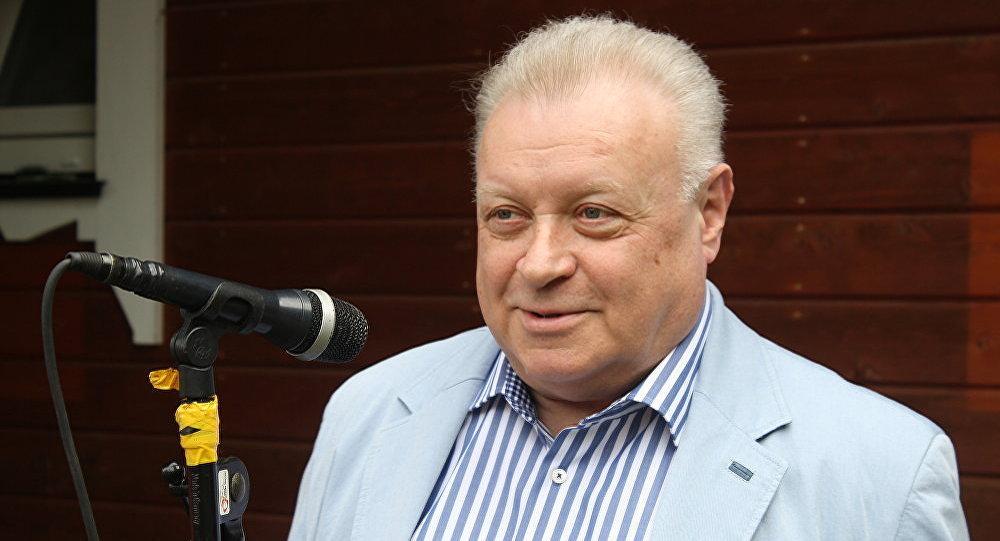 Krievijas vēstnieks Lietuvā Aleksandrs Udaļcovs