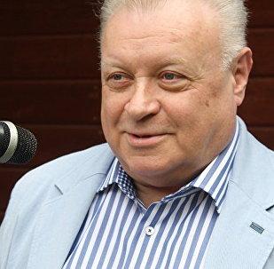 Krievijas Federācijas ārkārtējais un pilnvarotais vēstnieks Lietuvā Aleksandrs Udaļcovs