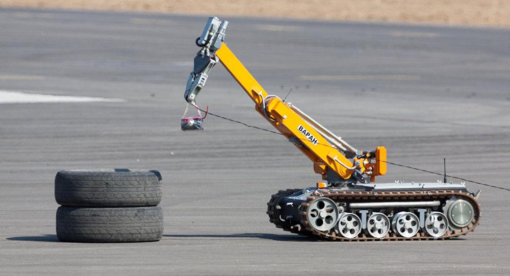 Robots - sapieris Varan