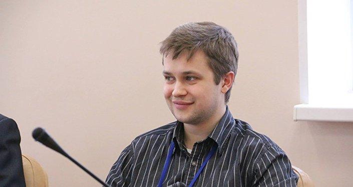 Политолог Александр Коньков
