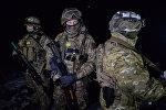 Военнослужащие Украины.