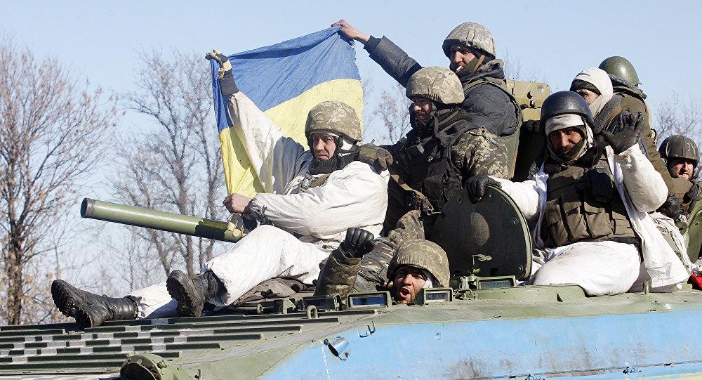 Ukrainas Bruņotie spēki