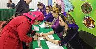 Turkmenistānā notiek prezidenta vēlēšanas