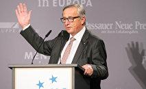 Главы Еврокомиссии Жан-Клод Юнкер, архивное фото
