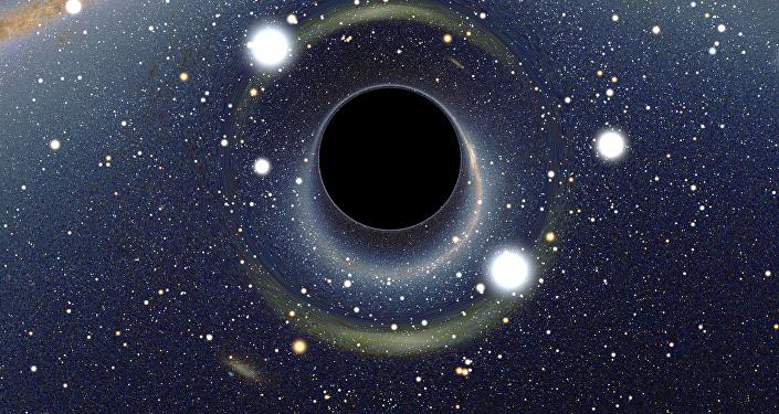 В космосе. Архивное фото