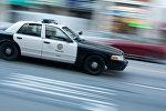 Полицейский патрульный автомобиль
